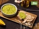 Рецепта Вегетариански пастет (пюре, паста) от леща с авокадо, чесън и билки